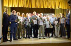 Laureaci i rodziny laureatów Sygnetów Niepodległości i Drzwi do Wolności