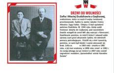 Zofia i Maciej Dudzikowie opis